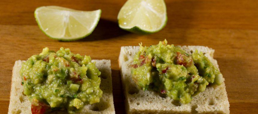 Cucumber Guacamole