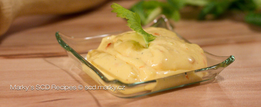 Home mayonnaise