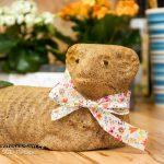 SCD Easter Lamb Cake