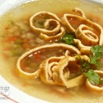 Soup Noodles by Marushka